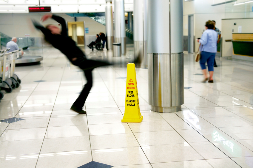 Iowa Slip and Fall Laws You Need to Know if You Suffered Injuries in an Accident